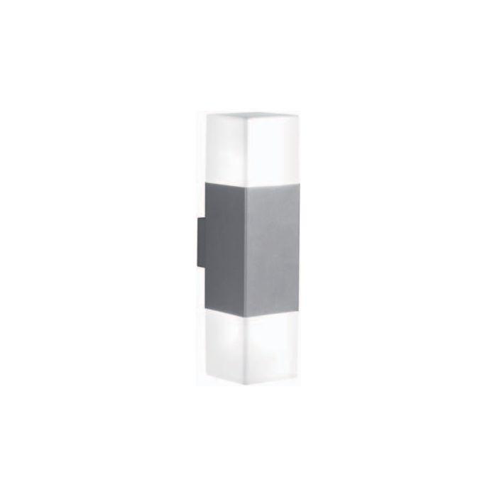 Trio Hudson 220060287 wandlamp titanium