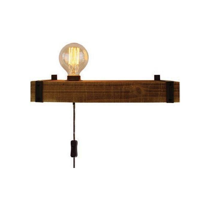 Freelight Legno W2601Z wandlamp