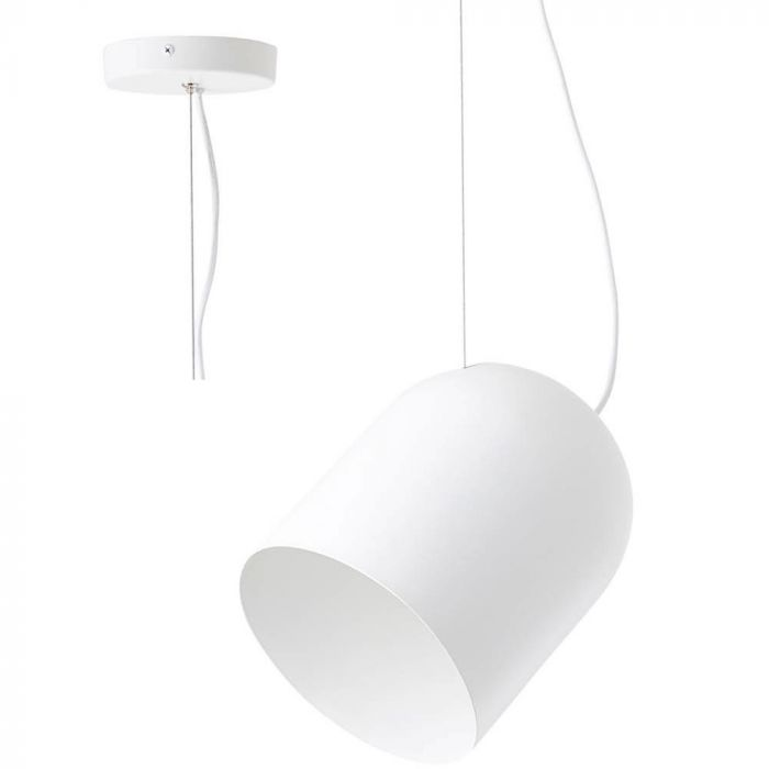 Brilliant Yan 93781/05 hanglamp wit