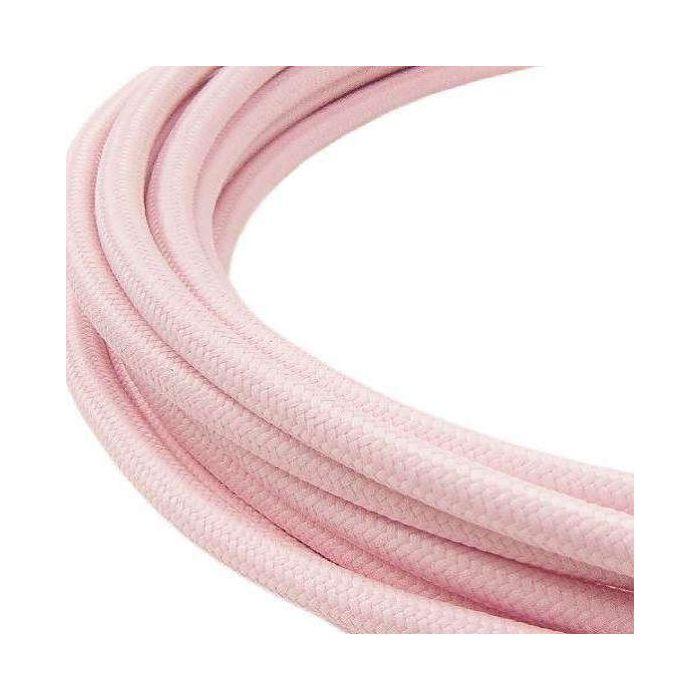 Strijkijzersnoer 112013 zacht roze