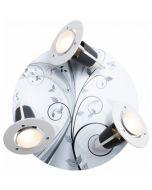 Spot Fantasie zilver