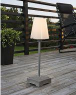 Konstsmide Lucca 453-300 terraslamp zilver