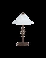 Trio tafellamp serie 6102 roestkleur