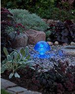 Konstsmide Assisi 7663-400 tuinlantaarn blauw