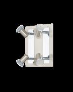 Eglo Rottelo LED 4 spots 90916 chroom