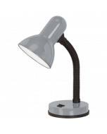 Eglo Basic 1 Tafellamp Basic 90977 zilver