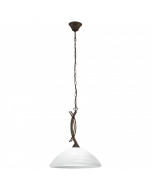Eglo Vinovo hanglamp Traditional 91432 wit