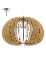 Eglo Cossano 94767 hanglamp bruin