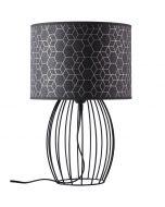 Tafellamp Galance 94969/06 zwart 38cm
