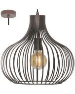 Freelight Aglio H7842B hanglamp bruin