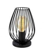 Eglo Newton 49481 tafellamp zwart
