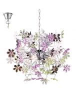 Trio Flower R10014017 hanglamp acryl