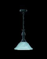 Trio Country R30871024 hanglamp bruin
