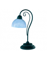 Trio Country R5031-24 tafellamp bruin