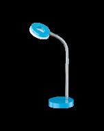 Trio Rennes R52411112 tafellamp blauw