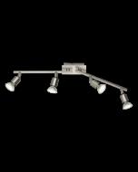 Trio Nimes R82944107 plafondspot staal