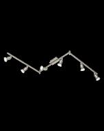 Trio Nimes R82946107 plafondspot staal