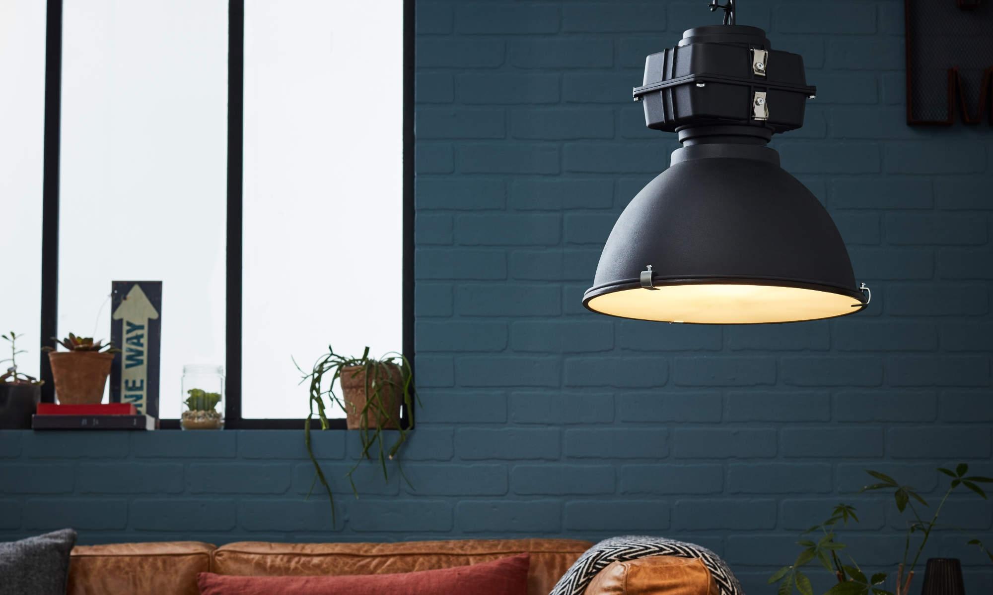 industrile lampen